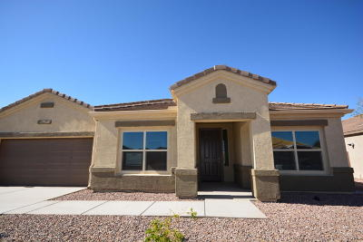 Marana Single Family Home For Sale: 8846 W Saguaro Skies Road