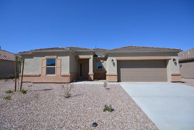 Marana Single Family Home For Sale: 8886 W Saguaro Skies Road
