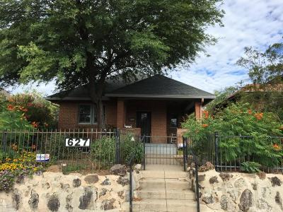 Single Family Home For Sale: 627 N 7th Avenue