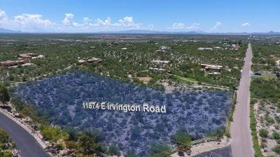 Residential Lots & Land For Sale: 11874 E Irvington Road