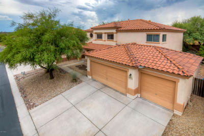 Oro Valley Single Family Home For Sale: 10175 N Eight Iron Lane