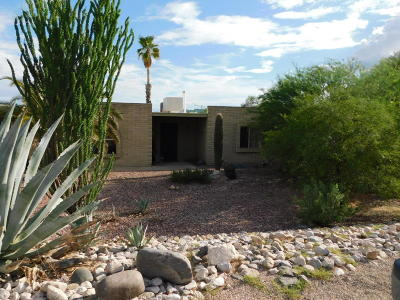 Tucson Single Family Home Active CAPA: 2372 W Labriego Drive