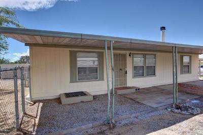 Marana Single Family Home For Sale: 10691 W Grier Road
