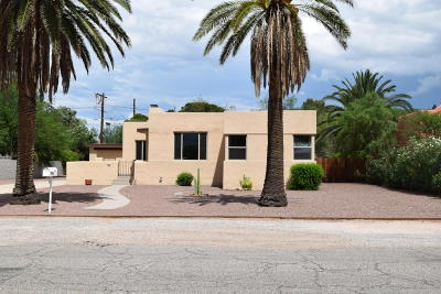 Tucson Single Family Home For Sale: 105 S Irving Avenue