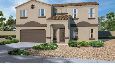 Single Family Home For Sale: 6514 E Brushback Loop