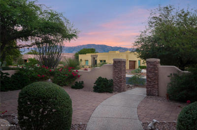 Oro Valley Single Family Home For Sale: 13775 N Keystone Springs Drive