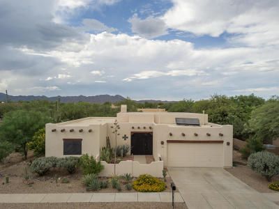 Oro Valley Single Family Home For Sale: 1954 W Misterbee Drive