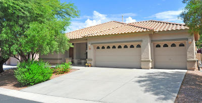 Single Family Home Active Contingent: 7795 E Sam Hill Place