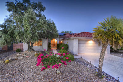 Oro Valley Single Family Home For Sale: 2291 E Romero Canyon Drive
