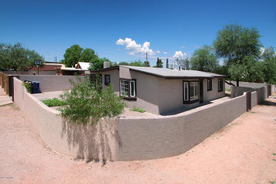 Single Family Home For Sale: 5366 S Liberty Avenue