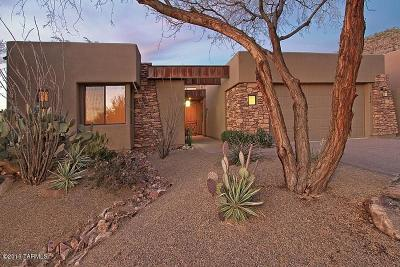 Marana Single Family Home Active Contingent: 5672 W Silent Wash Place