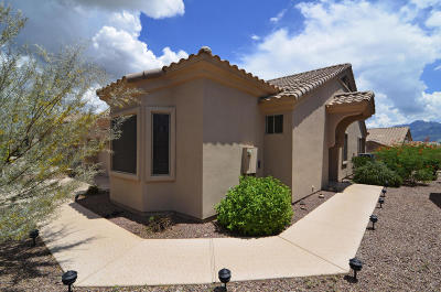 Oro Valley Single Family Home For Sale: 13401 N Rancho Vistoso Boulevard #240