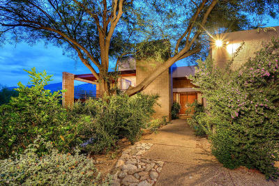 Tucson Single Family Home For Sale: 5941 E Fort Crittendon Trail