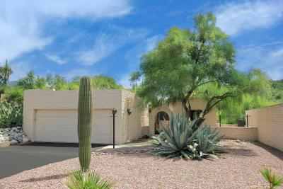 Single Family Home For Sale: 5830 E Paseo De La Pereza