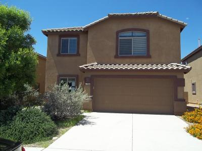 Sahuarita AZ Single Family Home For Sale: $185,200