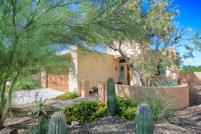 Marana AZ Single Family Home Active Contingent: $305,000