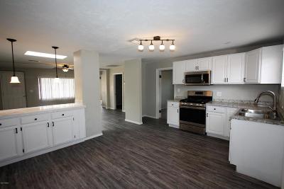 Single Family Home For Sale: 640 W President Street