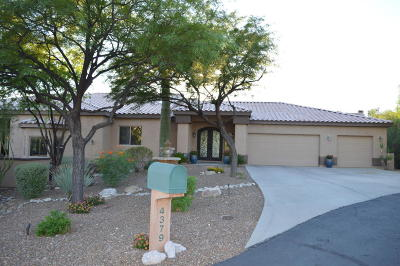 Tucson Single Family Home For Sale: 4379 N Placita De Sandra