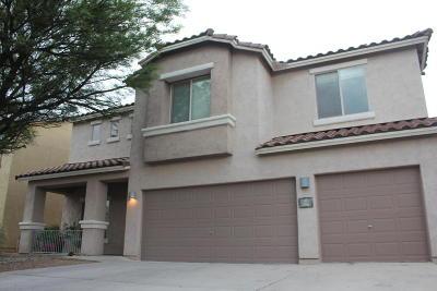 Sahuarita Single Family Home For Sale: 160 W Calle Cascara