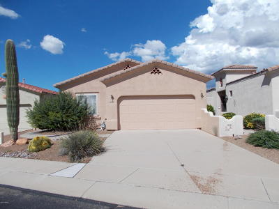 Green Valley Single Family Home For Sale: 2151 S Via Alonso