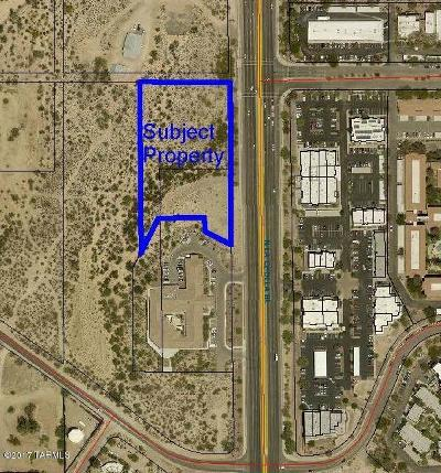 Tucson Residential Lots & Land For Sale: N (Approx. 6001) La Cholla Boulevard