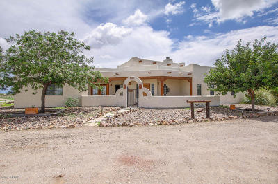 Willcox Single Family Home For Sale: 175 E Circle B Road