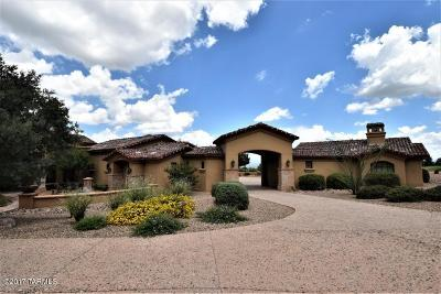 Cochise County Single Family Home For Sale: 9061 S Bryerly Court