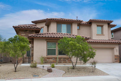 Marana Single Family Home For Sale: 3510 W Tailfeather Drive