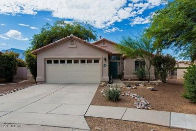 Oro Valley Single Family Home Active Contingent: 152 E Atelier Way
