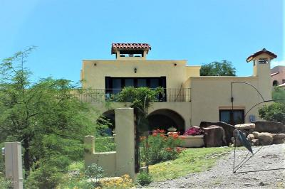 Tucson Single Family Home For Sale: 4640 W Crestview Circle