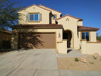Single Family Home For Sale: 5728 S Tiger Lily Place