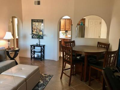 Single Family Home Active Contingent: 5750 N Camino Esplendora #212