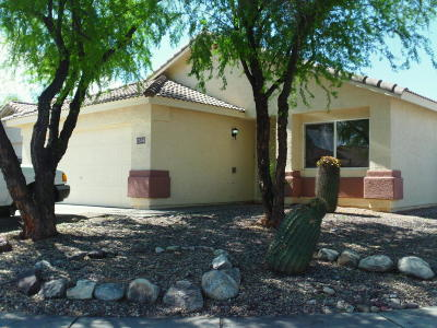Oro Valley Single Family Home For Sale: 2556 E Steppe Court