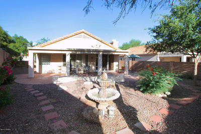 Oro Valley Single Family Home For Sale: 12203 N Sterling Avenue