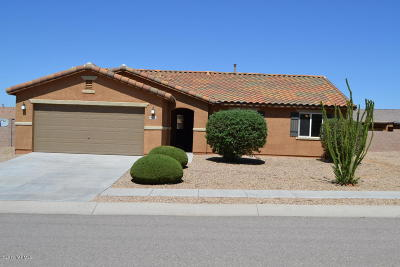 Vail AZ Single Family Home For Sale: $195,000
