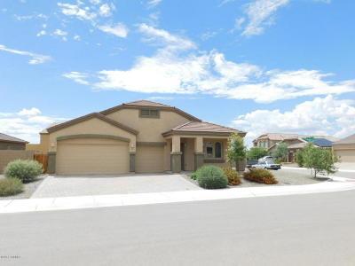 Marana Single Family Home For Sale: 14023 N Gila River Avenue