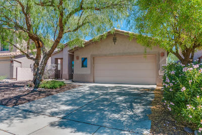 Oro Valley Single Family Home For Sale: 13737 N Carlynn Cliff Drive