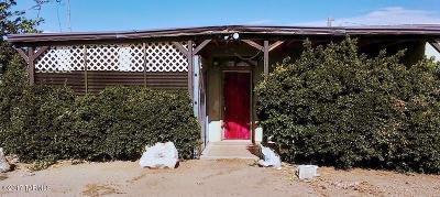 Single Family Home For Sale: 268 E Havasu Way