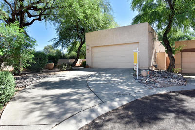 Single Family Home Active Contingent: 3394 N Apache Plume Court