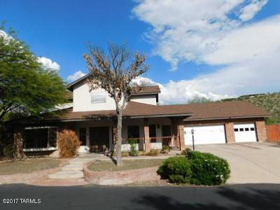 Single Family Home For Sale: 4280 N Ventana Drive