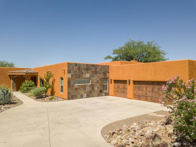 Oro Valley Single Family Home For Sale: 12521 N Copper Spring Trail