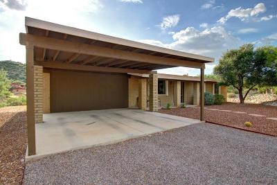 Single Family Home Active Contingent: 7271 E Gambel Circle