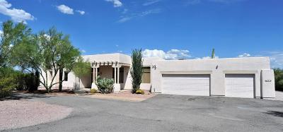 Tucson Single Family Home For Sale: 7778 N Wade Springs Drive