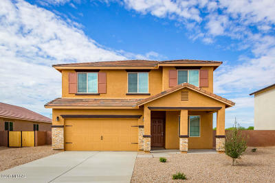 Marana Single Family Home For Sale: 11547 W Fayes Glen Drive