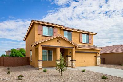 Marana Single Family Home For Sale: 12888 N White Fence Way
