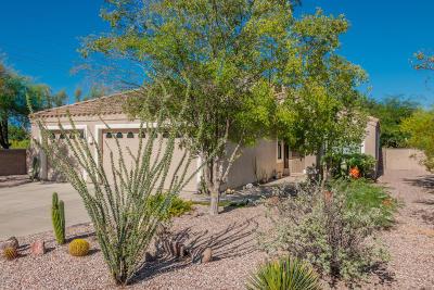 Oro Valley Single Family Home For Sale: 11215 N Via Rancho Naranjo