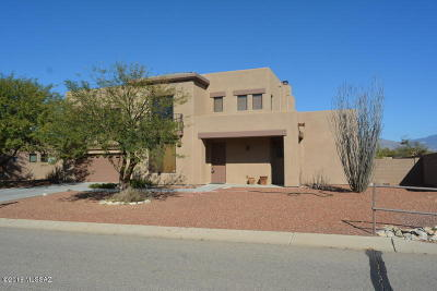 Single Family Home For Sale: 9397 S Via Bandera