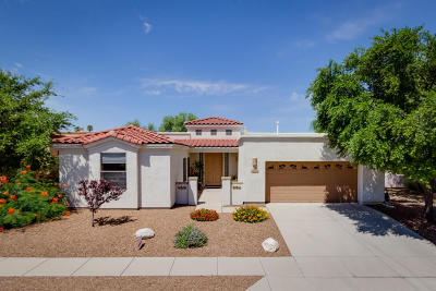 Single Family Home Active Contingent: 402 S Via De Los Rosales