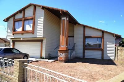 Tucson Single Family Home For Sale: 3140 W Avenida Bella