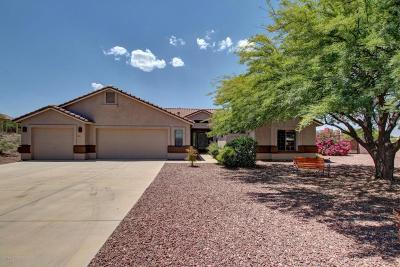 Tucson Single Family Home For Sale: 5641 N Sunset Heights Court